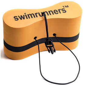 Swimrunners Ready For Pull Belt Pull Buoy, orange